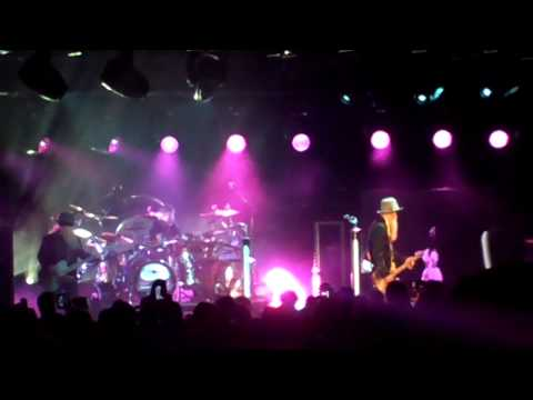 ZZ Top - Heaven, Hell Or Houston - 2012/06/23 - Whitewater Ampitheater