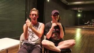 "Calum Scott | ""Dancing On My Own"" Behind The Scenes!"