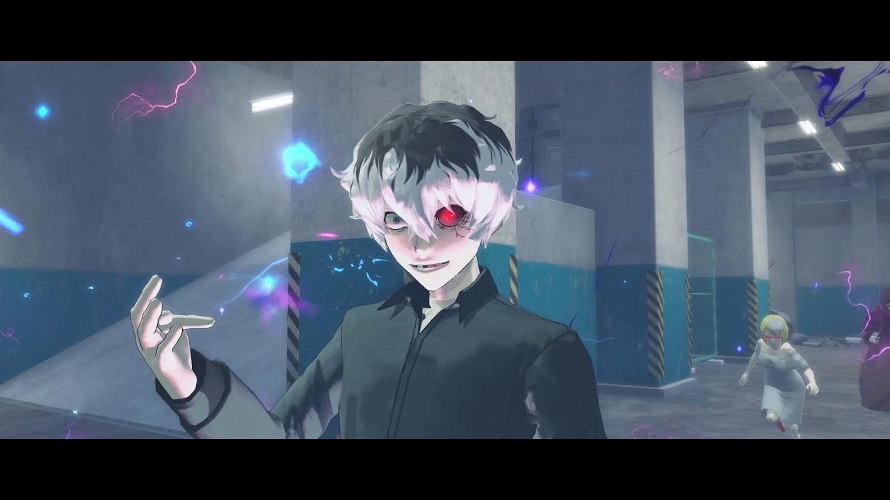PS4 I 도쿄구울:re CALL to EXIST 트레일러