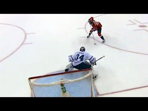 Shootout: Maple Leafs vs Capitals