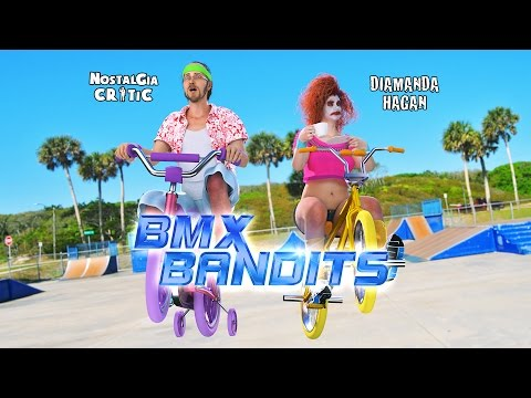 BMX Bandits review (with The Nostalgia Critic)