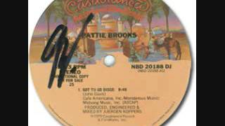 "DISC SPOTLIGHT: "" Got Tu Go Disco"" by Pattie Brooks (1979)"