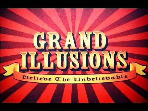 Flat Earth - Grand Illusion!