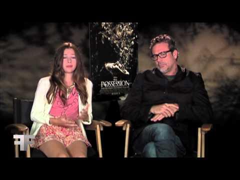 Film Fiend  Jeffrey Dean Morgan & Natasha Calis