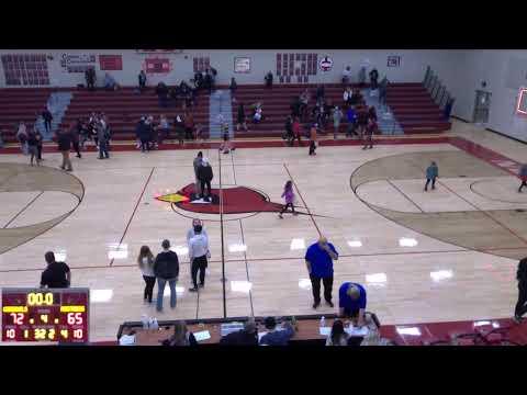 Nedrose High School vs. Surrey Varsity Mens' Basketball