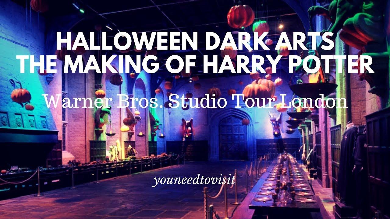 Harry Potter World London Halloween 2020 Halloween at the making of Harry Potter   Warner Bros Studio Tour