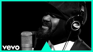 Gregory Porter Holding On 1 Mic 1 Take