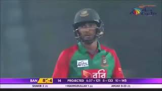 mahmudullah is one of the best cricketer