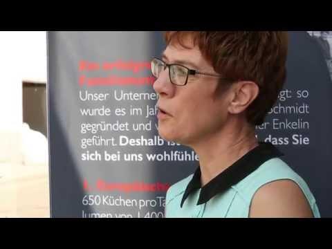 Unterwegs im Saarland: Schmidt Küchen