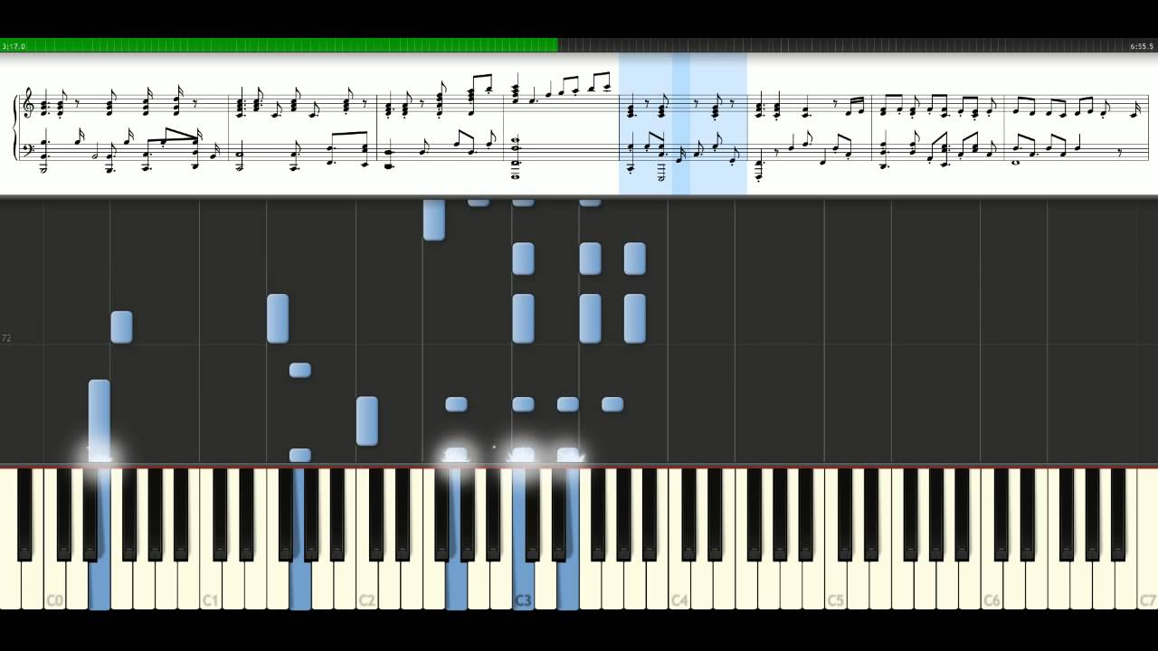 Celine dion it's all coming back to me [piano tutorial.
