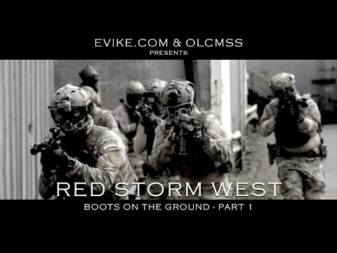 Red Storm West - Part 1 [Boots on the Ground] Airsoft Evike.com