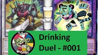 Drinking Duel #001! - Superheavy Samurai x Fluffal!