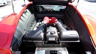フェラーリレンタカーマイガレーヂのF430F1です。