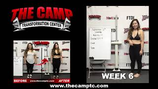 Northridge Weight Loss Fitness 6 Week Challenge Results - Natali P.