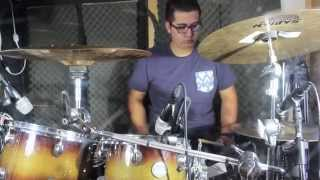 Dame tu amor Audifunk Drum cover YouTube Videos