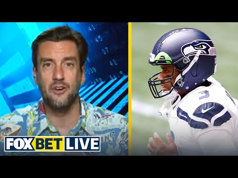 Clay Travis: This is Russell Wilson's game, Seahawks will defeat Pats in Week 2   NFL   FOX BET LIVE