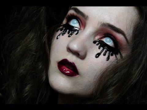 Banshee Makeup - YouTube