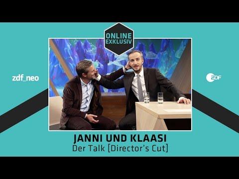 Talk mit Klaas Heufer-Umlauf [Directors Cut] | NEO MAGAZIN ROYALE mit Jan Böhmermann - ZDFneo