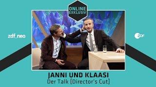 Talk mit Klaas Heufer-Umlauf [Directors Cut]   NEO MAGAZIN ROYALE mit Jan Böhmermann - ZDFneo
