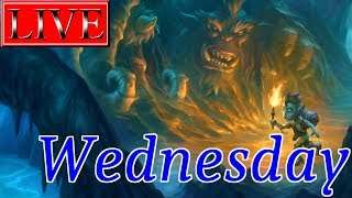 【Hearthstone】Wednesday Ladder