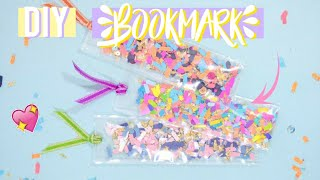 Diy BOOKMARK(No Plastic sealer required)!HarjotDIY-ary