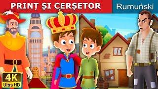 PRINT SI CERSETOR Povesti pentru copii Romanian Fairy Tales