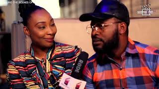 Jenifa's diary Season 11( BTS) - Jenifa & Sege reunite on Set of Jenifa's diary