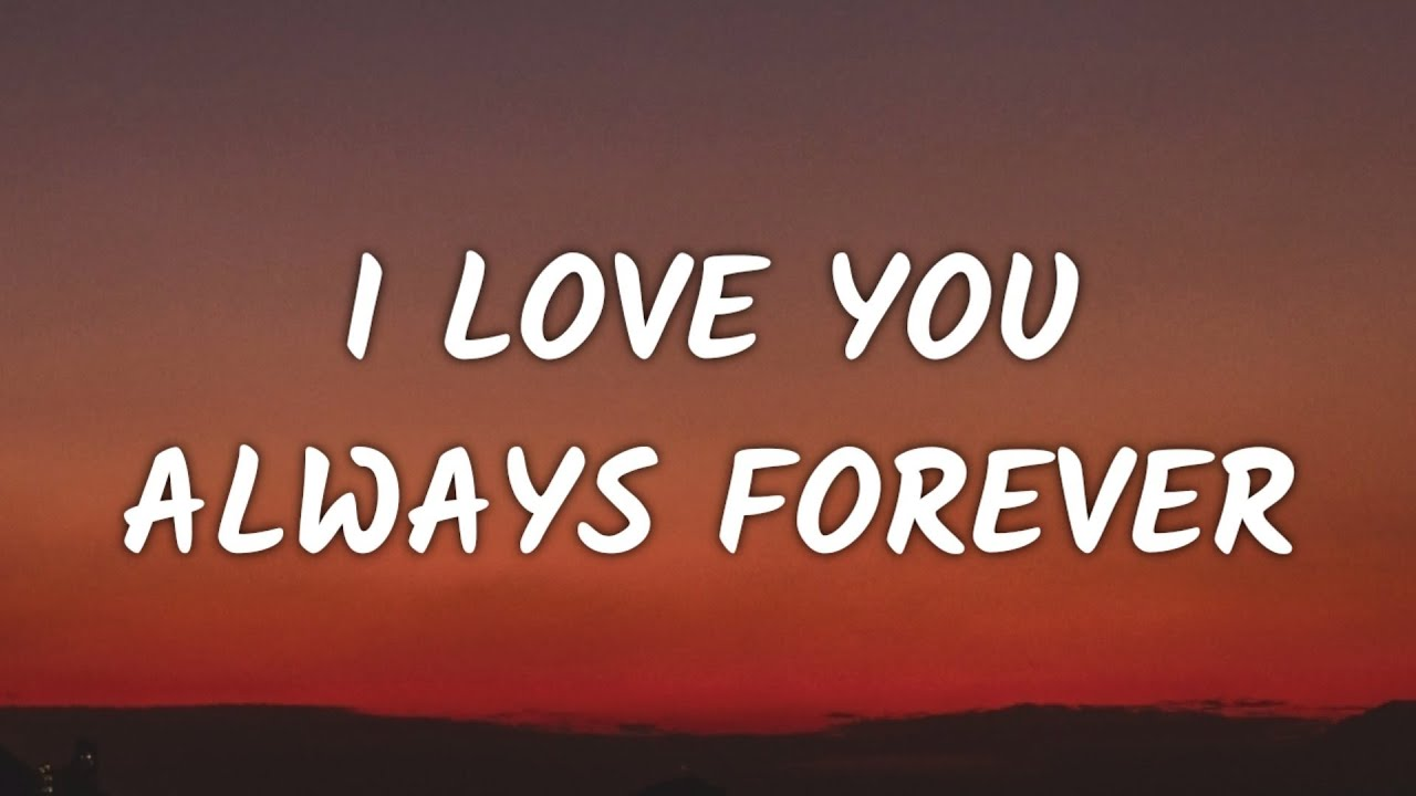 Download Betty Who - I Love You Always Forever (Lyrics) (From To All The Boys: Always and Forever)