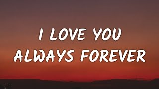 Betty Who - I Love You Always Forever (Lyrics) (From To All The Boys: Always and Forever)