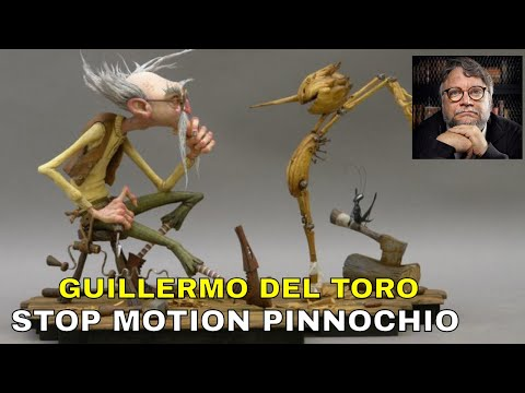 Guillermo Del Toro to direct Pinnochio for Netflix