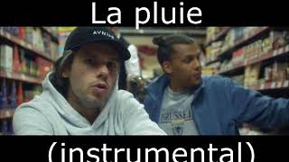 OrelSan ft. Stromae - La pluie (INSTRUMENTAL VERSION)