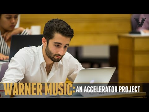 Accelerator: Warner Music Project