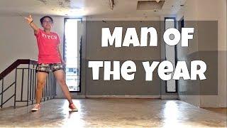 MAN OF THE YEAR || Kyle Hanagami Choreography