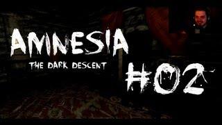 #02 Fick dich Buch und Stuhl! - Let's Play Amnesia: The Dark Descent   Facecam   Deutsch   HD