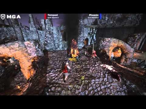 MGA • Q1 NA Heavy 6v6: Grand Finals - Phoenix vs. Tempest