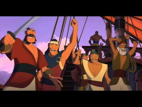Sinbad: Legend of Seven Seas part 1