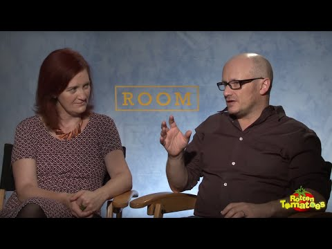 Room Interview: Lenny Abrahamson and Emma Donoghue