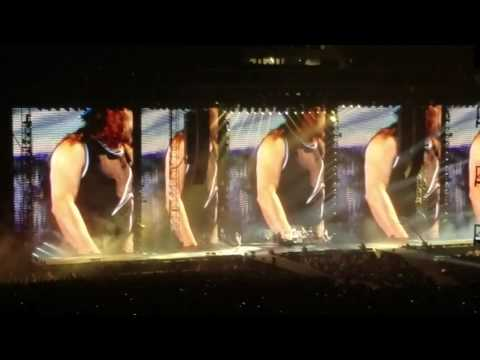 Metallica Hardwired Live @ Minneapolis, MN August 20, 2016