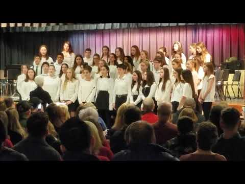 The Old Rochester Regional Junior High School Holiday Concert was Dec  18, presented by the Friends