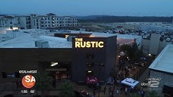 Inside The Rustic: a new outdoor music venue and eatery at The Rim