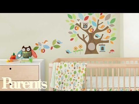 Nursery Ideas Design An Owl Themed Pas
