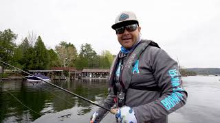 Fishing with Rich Ortiz