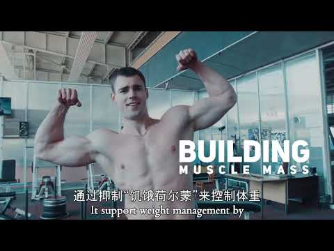 Nuewee Organic Pea Protein with Chinese Subtitle