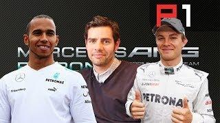 Mercedes F1 engine domination explained - F1 Guru, Marc Priestley