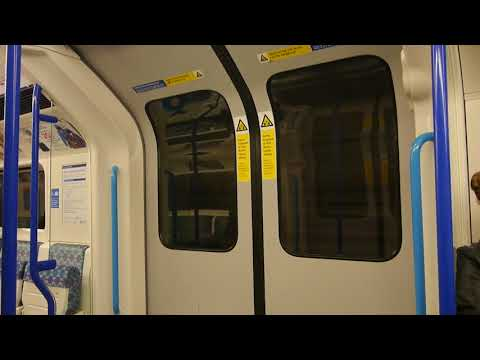 London Underground Victoria Line Ride: Blackhorse Road to Walthamstow Central 18 May 2018
