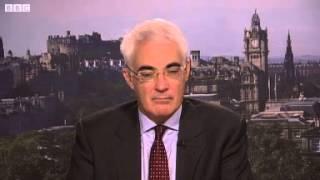 Scottish independence  Darling on Salmond referendum plan