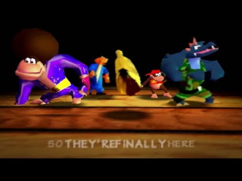 The DK Rap But Everyone Is Every Model In The Game