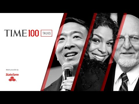 TIME100 Talks: Lessons From Crisis With Andrew Yang, Jordin Sparks, And Dr. Robert Redfield