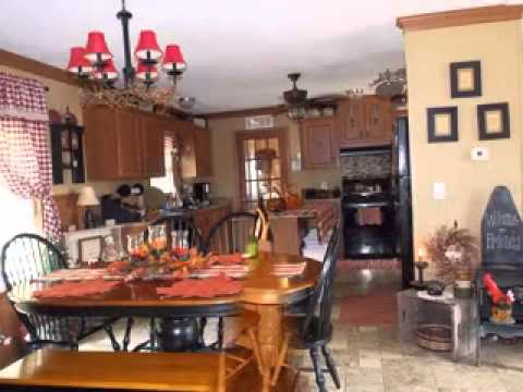 country themed kitchen decor easy diy country primitive decorations ideas 6237