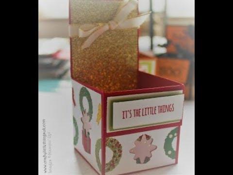 Gorgeous Pop Up Lantern Card